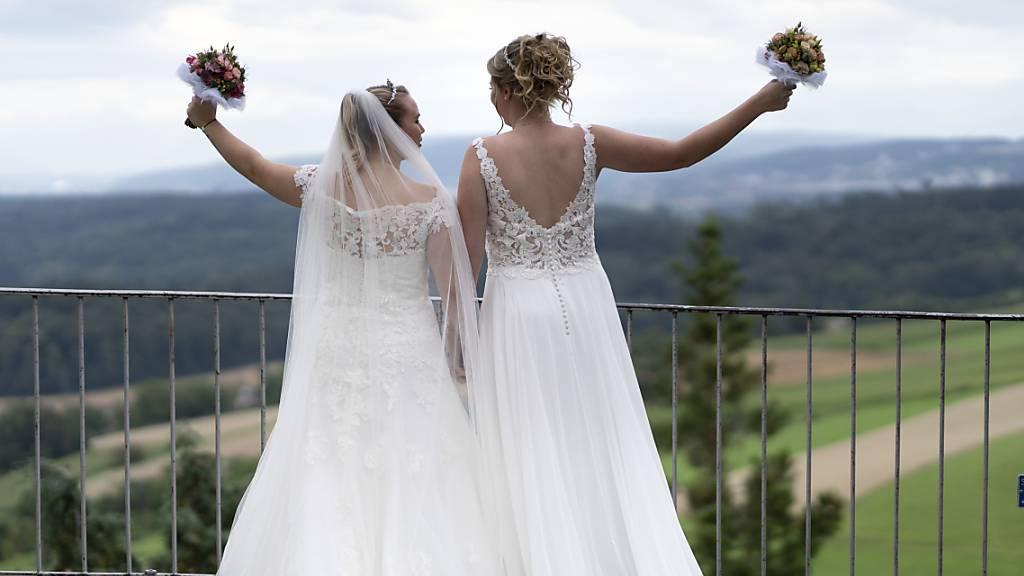 «Ehe für alle»