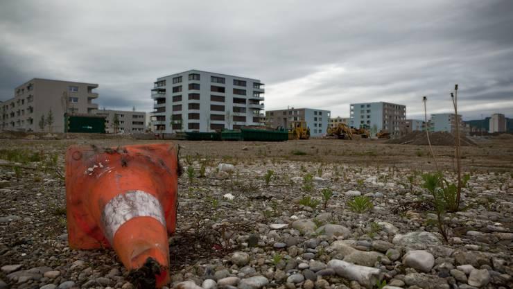 Siedlungsflächen wachsen in der Schweiz immer schneller