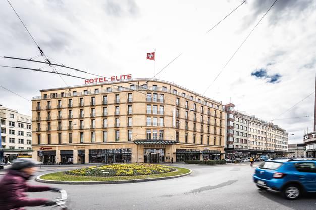Das Hotel Elite