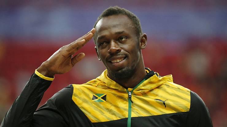 Usain Bolt steht an den Weltmeisterschaften in London ein letztes Mal im Fokus und startet über 100 m und mit der Sprint-Staffel