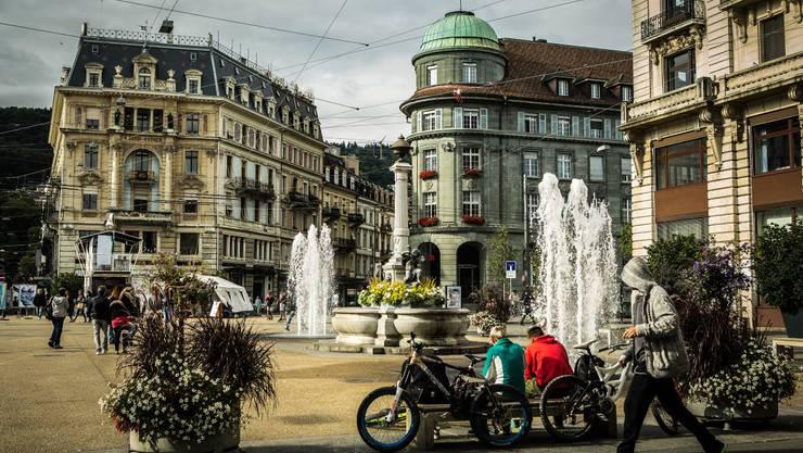 Zentralplatz