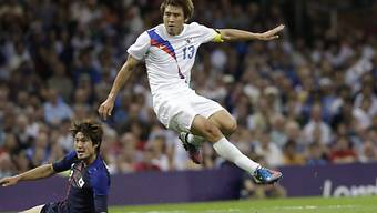 Koo Ja-Cheol machte mit dem 2:0 alles klar für Südkorea.