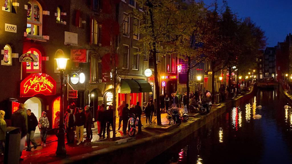 Viele Amsterdamer wollen keinen Massen-Tourismus mehr
