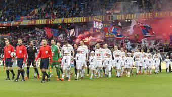FC Basel - FC Luzern, 29.11.2015