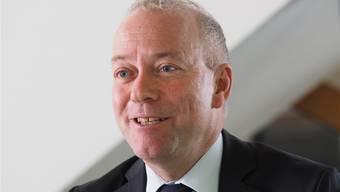 Stadtpräsident Martin Wey