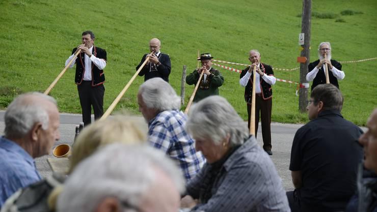 90 Jahre Jodlerklub Baergbruennli.