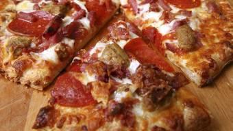 Drogenhändler versteckten Marihuana in Pizze (Symbolbild)