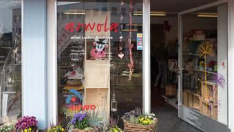 Die Laden-Boutique von Arwo schliesst, weil das Gebäude abgerissen wird. (Archivbild)