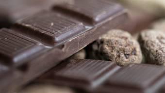Im Fabrikladen von Chocolats Halba werden diverse Schoggi-Variationen zu kaufen sein. (Symbolbild)