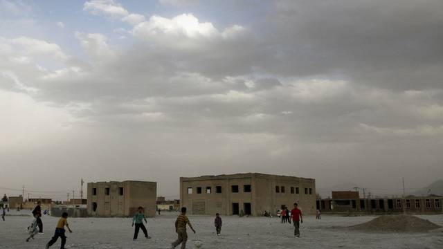 Szene in Afghanistan (Archiv)