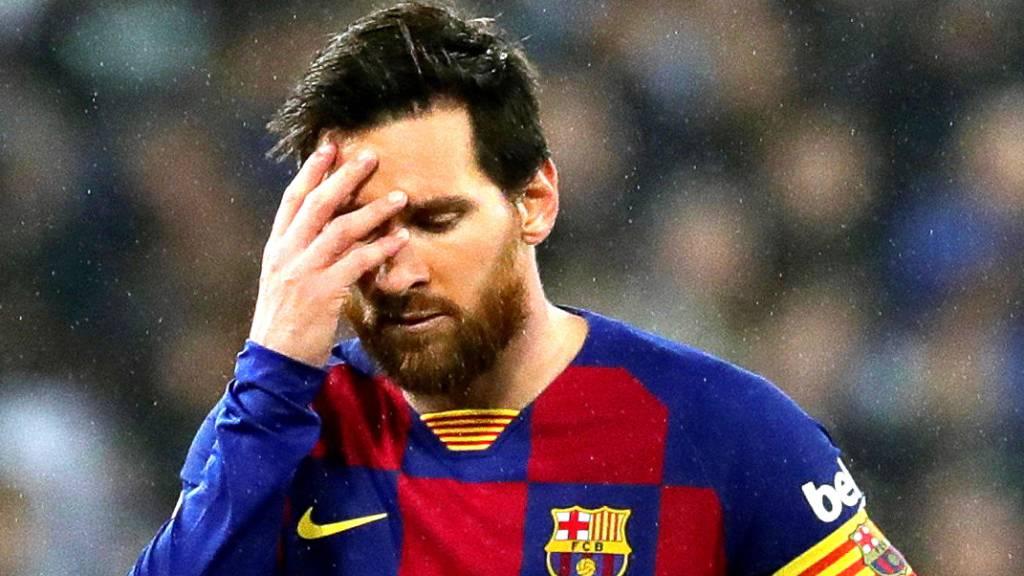 Konflikt zwischen Messi und Barcelona verschärft sich