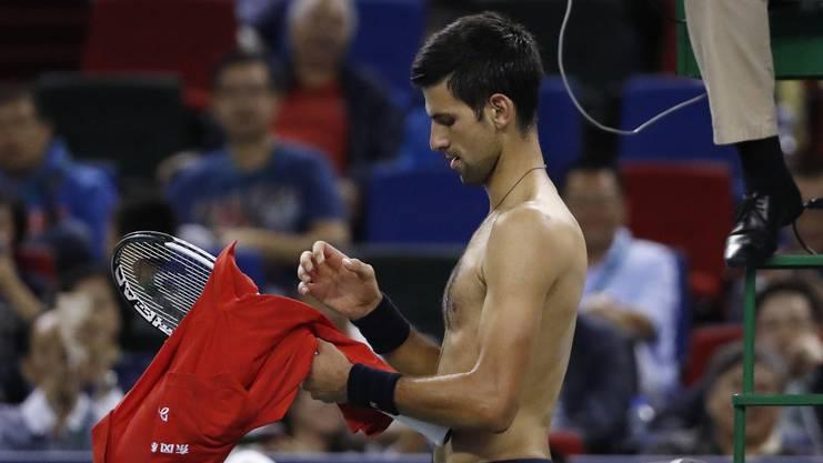 Eine Ernährungsumstellung hat Djokovic zur Nummer 1 gemacht.