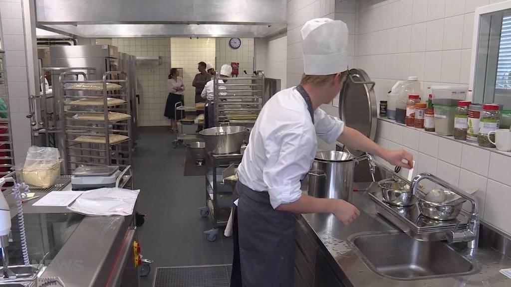 Neue Quartierküche in Bern