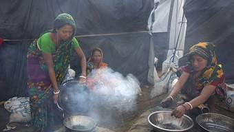 Hunderttausende Rohingya leben bereits in Flüchtlingslagern in Bangladesch. Die Lage dort ist prekär. Deshalb ruft die Glückskette zu einem nationalen Spendentag auf. (Archiv)