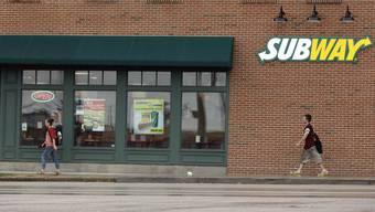 Läuft nicht bei denen: Subway Sandwich ist in der Krise