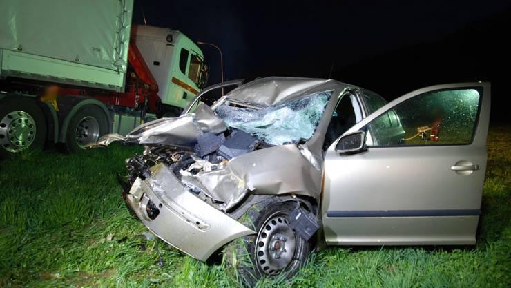 Tödlicher Unfall in Bubendorf