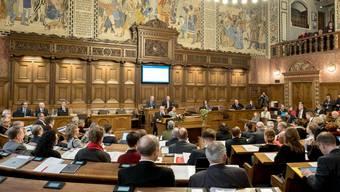 Im Grossen Rat war die Initiative zu den Ruhegehältern klar abgelehnt worden.