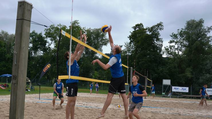 Die AEW Beach Trophy macht in Menziken Halt.