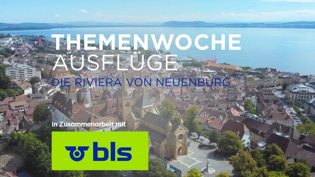 Die Stadt Neuchâtel