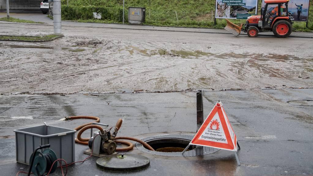 Symbolbild Überschwemmung