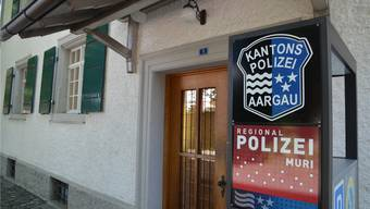 Eingang zum Kapo-Posten Muri.es