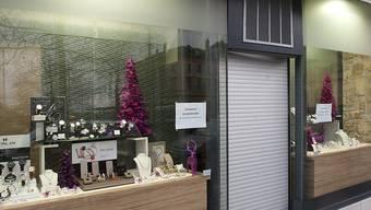 Uhrenhersteller schliessen Läden in Hondkong (Symbolbild)