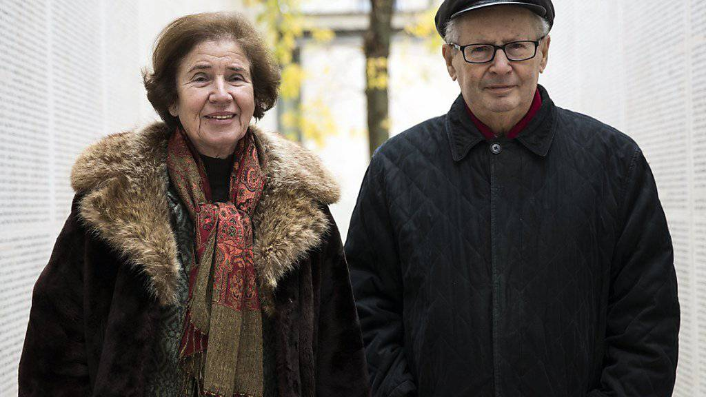 Nazi-Jägerin Beate Klarsfeld wird 80