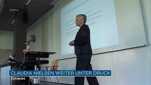 Ärger für Claudia Nielsen