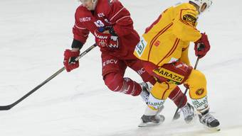 Lausannes Matchwinner in der Verlängerung: John Gobbi.