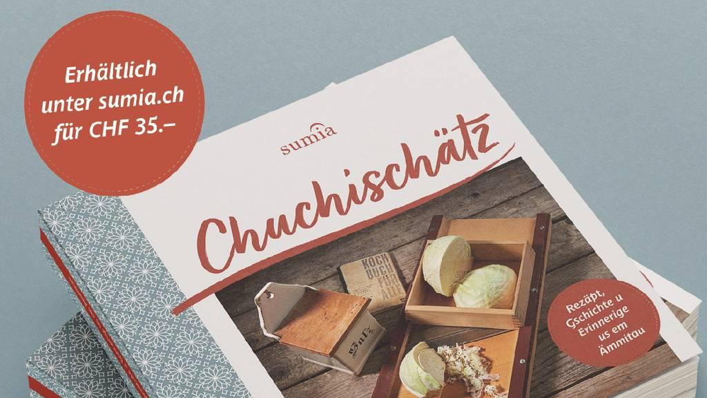 Chuchischätz Titelseite