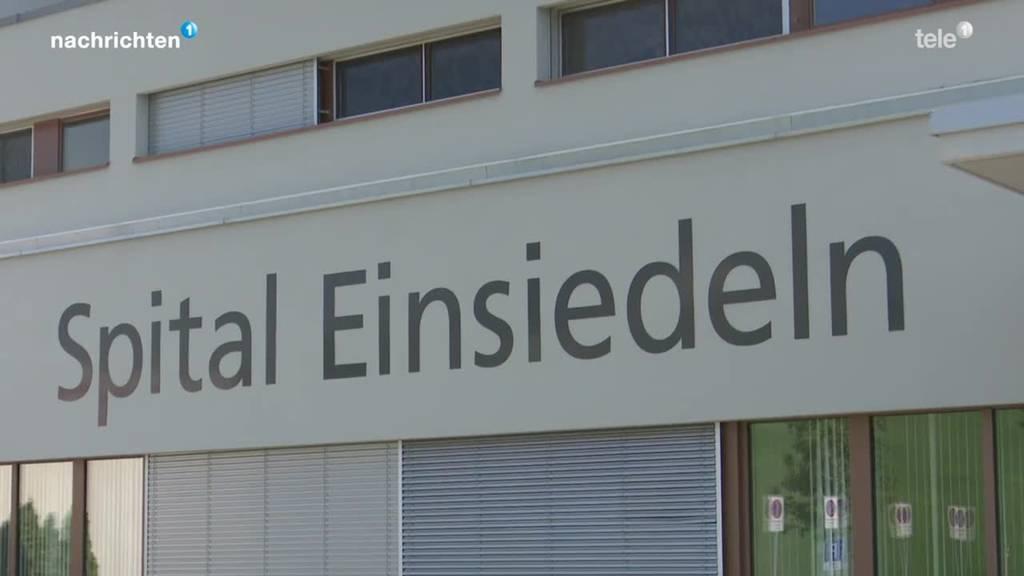 Spital Einsiedeln erhält Finanzspritze