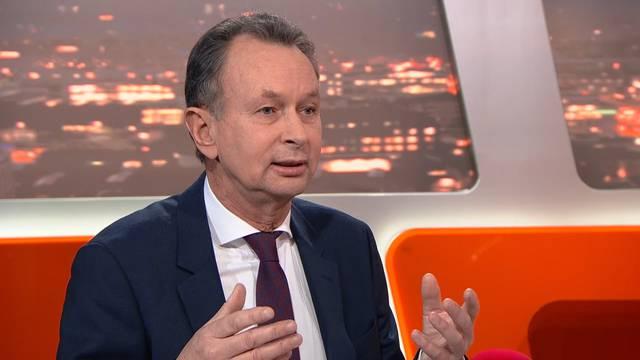 Stritten in der Sendung «TalkTäglich» vor allem über die Beurteilung der Lage in Eritrea: FDP-Ständerat Philipp Müller und SP-Eritrea-Experte Alan David Sangines.