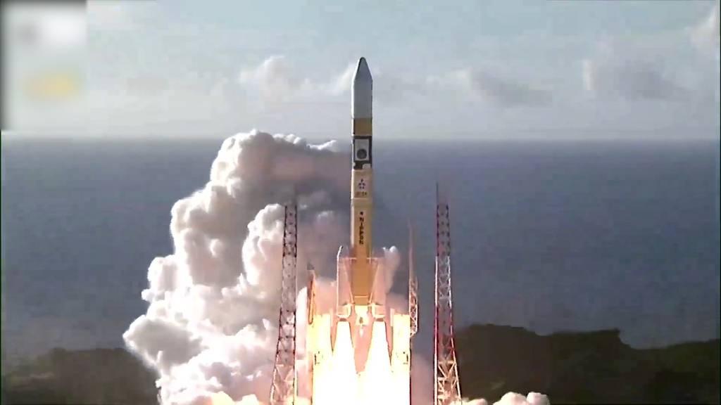 Mars-Mission der Emirate nach zweimaliger Verschiebung gestartet