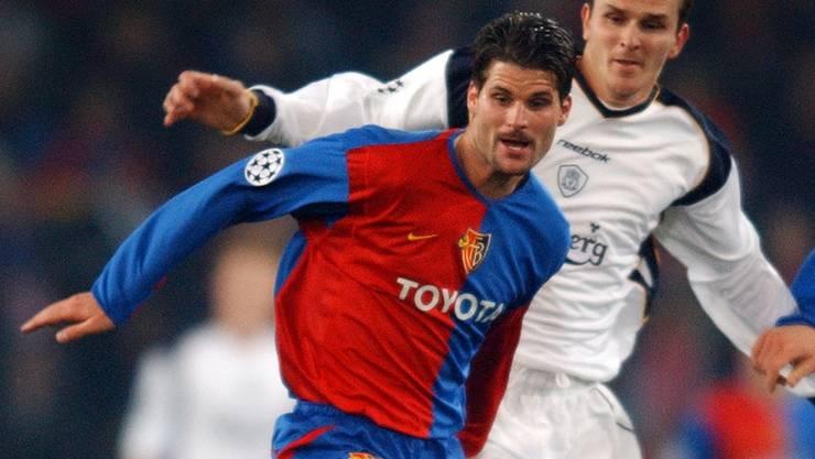 Der ehemalige FCB-Spieler Mario Cantaluppi übernimmt das Traineramt bei der Old-Boys-U19-Mannschaft.
