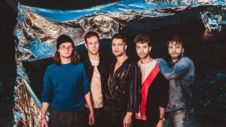 Die Pedestrians bringen im September ihr erstes Album raus.