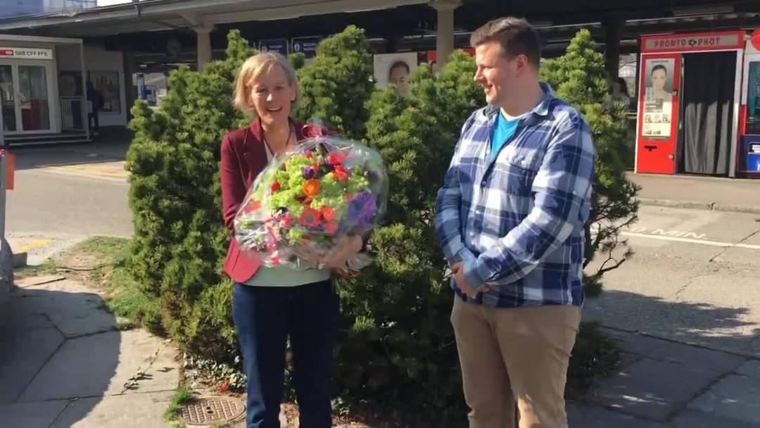 «Das ist der Dank für unser Engagement»: Wiedergewählte GLP-Kantonsrätin Sonja Gehrig freut sich über Wahlsiege der Ökoparteien