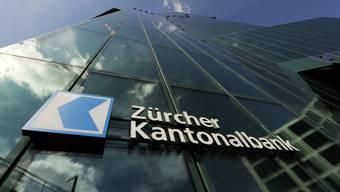 Die Zürcher Kantonalbank muss fast 100 Millionen US-Dollar an die USA überweisen. (Archivbild)