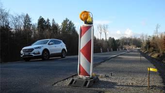 Alle fürs Jahr 2018 geplanten Arbeiten zwischen Laufenburg und Sisseln wurden realisiert. Über die Festtage ist die Strasse ohne Einschränkungen befahrbar. mf
