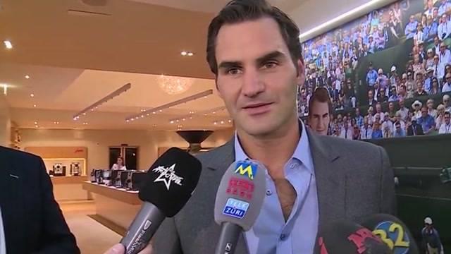 Roger Federers Walk of Fame