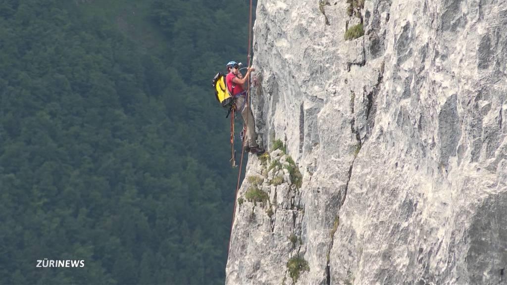 Über den Wolken mit dem «Kletterpapst» vom Alpstein