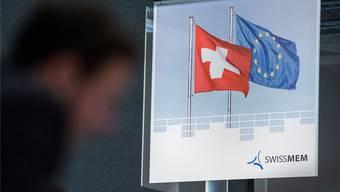 Schweiz und Europa: Die Wirtschaftsverbände bereiten sich auf die nächste Abstimmung vor. Thomas Hodel/Keystone