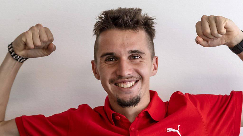 Julien Wanders lief in Hengelo die WM-Limite über 5000 m