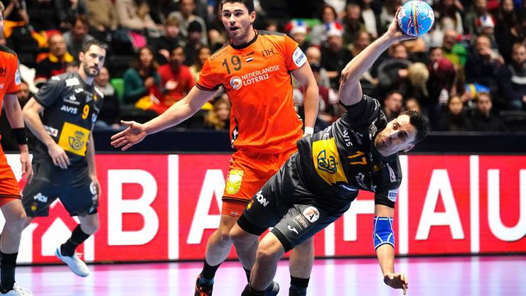 Adrian Figueras Trejo will mit Spanien ins Halbfinale