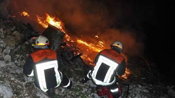 Flurbrände in Solothurn