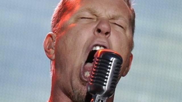 Metallica spielte in Jonschwil (Archiv)