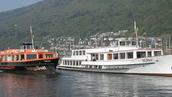 Nächstes Jahr fährt auch das OrangeBoat wieder ganz in Weiss.