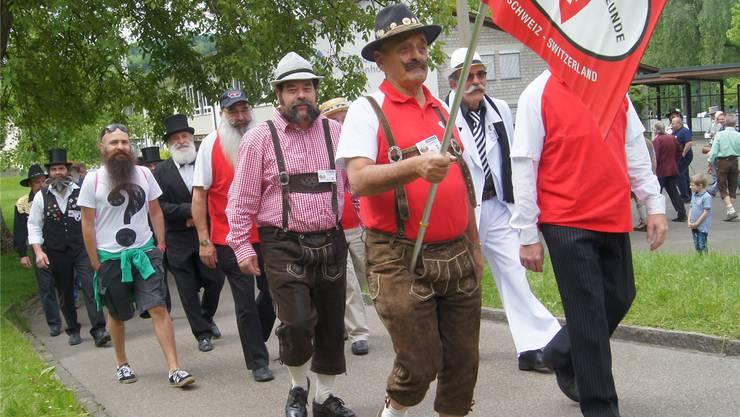 Wird die nächste Bartweltmeisterschaft in Urdorf im Rahmen eines Stadtfestes stattfinden?