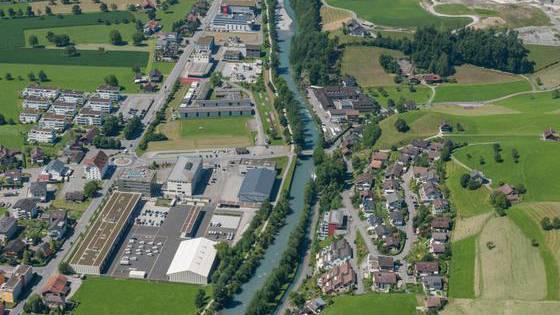 Nidwalden beteiligt sich an Waffenplatz-Neubau
