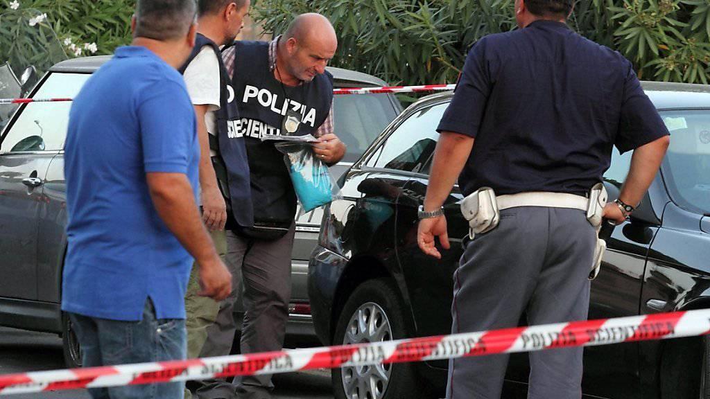 Neapel befürchtet einen neuen Mafiakrieg (Symbolbild)