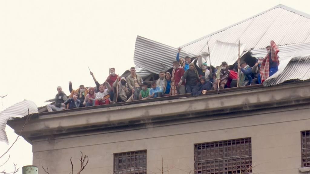 Argentinien: Häftlinge rebellieren aus Angst vor Coronavirus